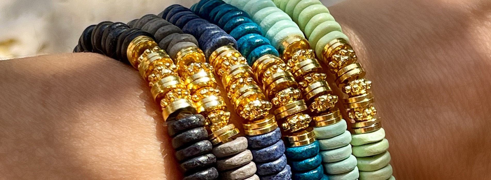 Bracelets la balinaise